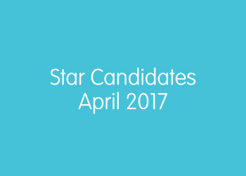 Star Candidates April 2017
