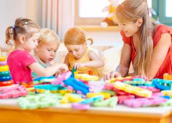 Everything You Need To Know About Becoming an Early Childhood Educator - Day in the Life