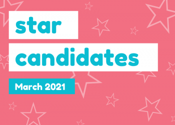 Star Candidates March 2021