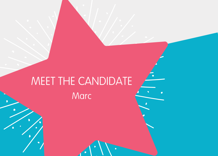 Meet The Candidate