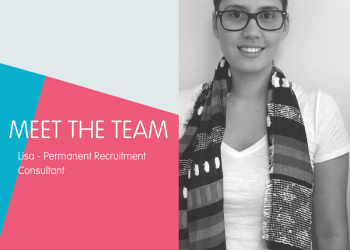 Meet the Team - Lisa