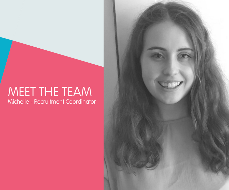Meet the Team - Michelle