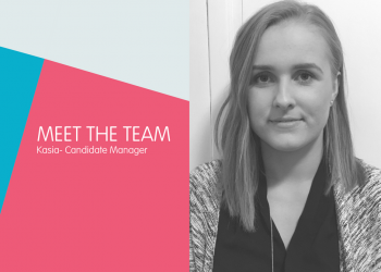 Meet the Team - Kasia
