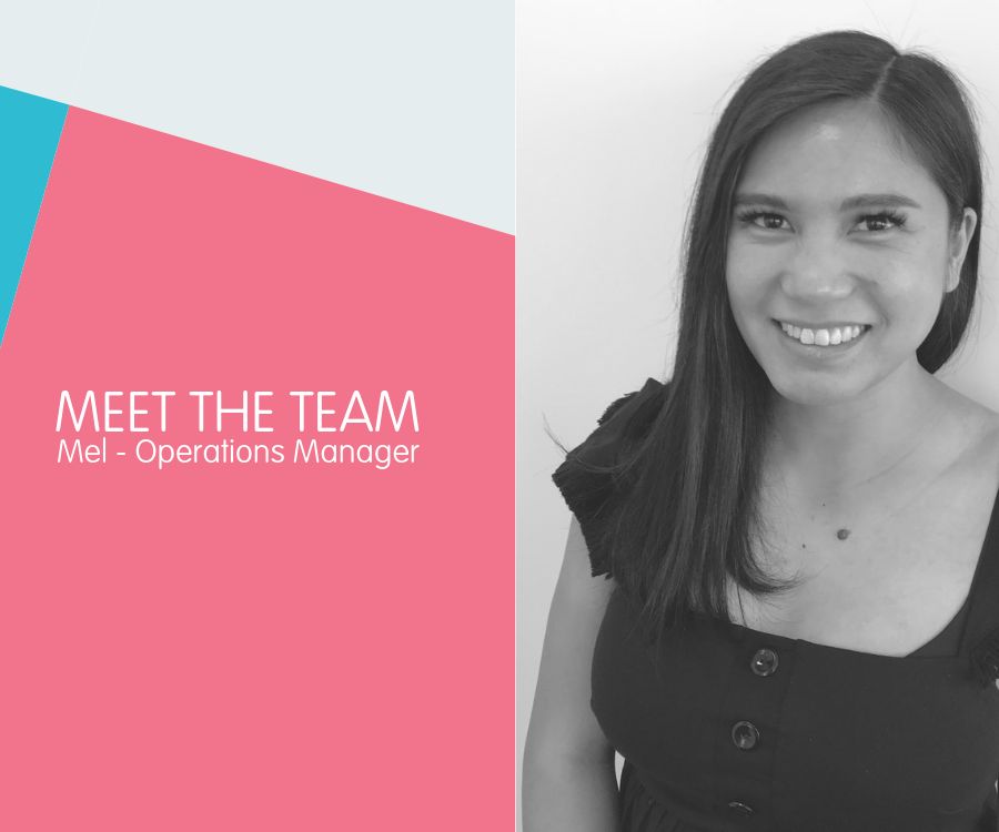 Meet the Team - Mel