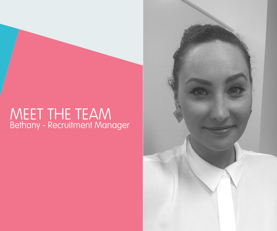 Meet the Team - Bethany