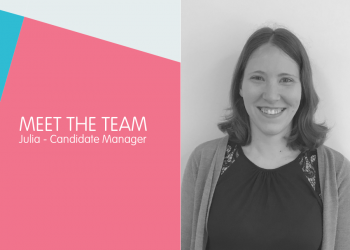 Meet the Team - Julia