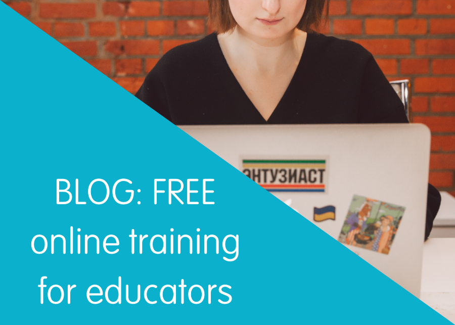Free Online Training for Educators