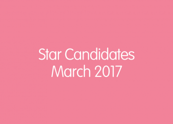 Star Candidates March 2017